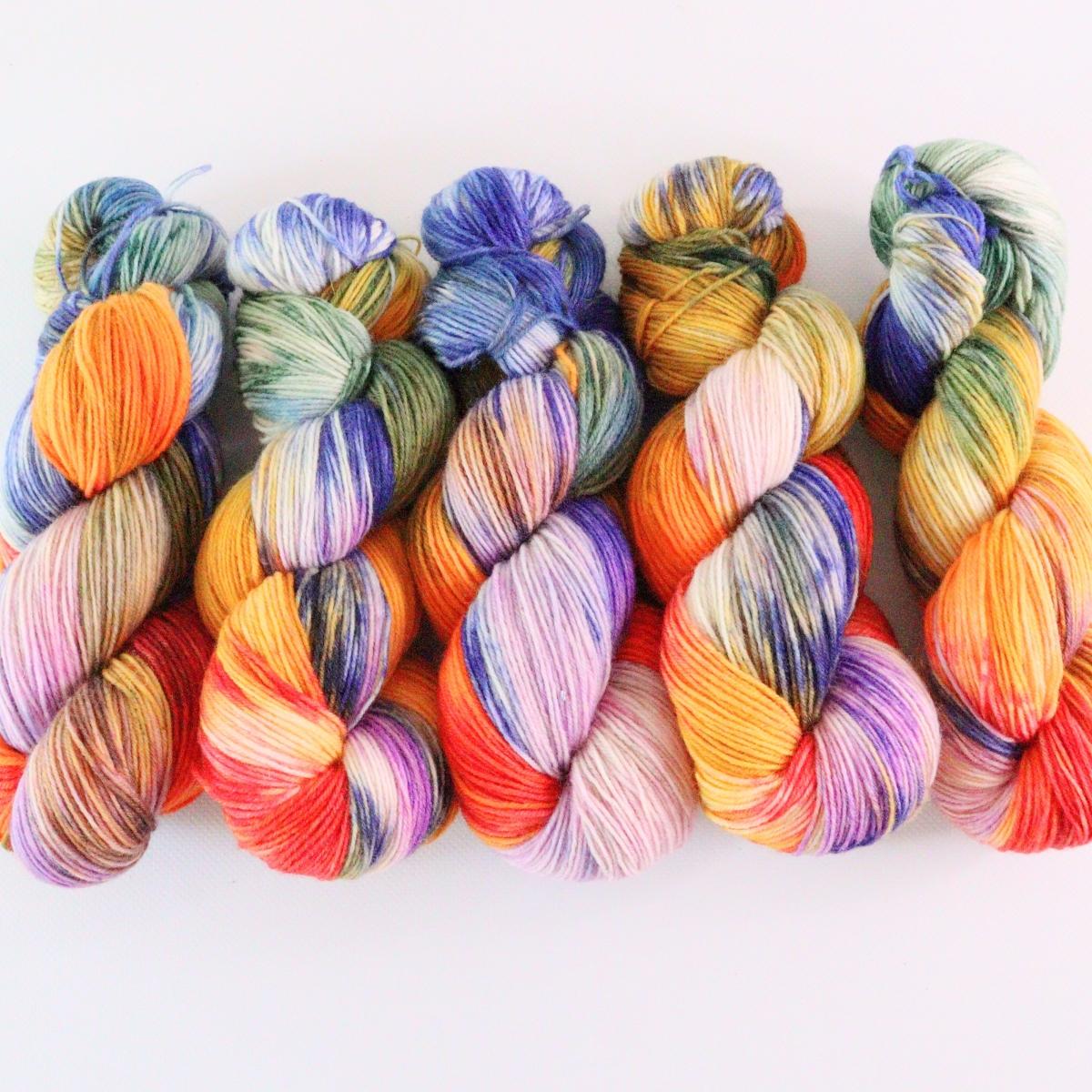 woodico.pro hand dyed yarn 078 5 1200x1200 - Hand dyed yarn / 078