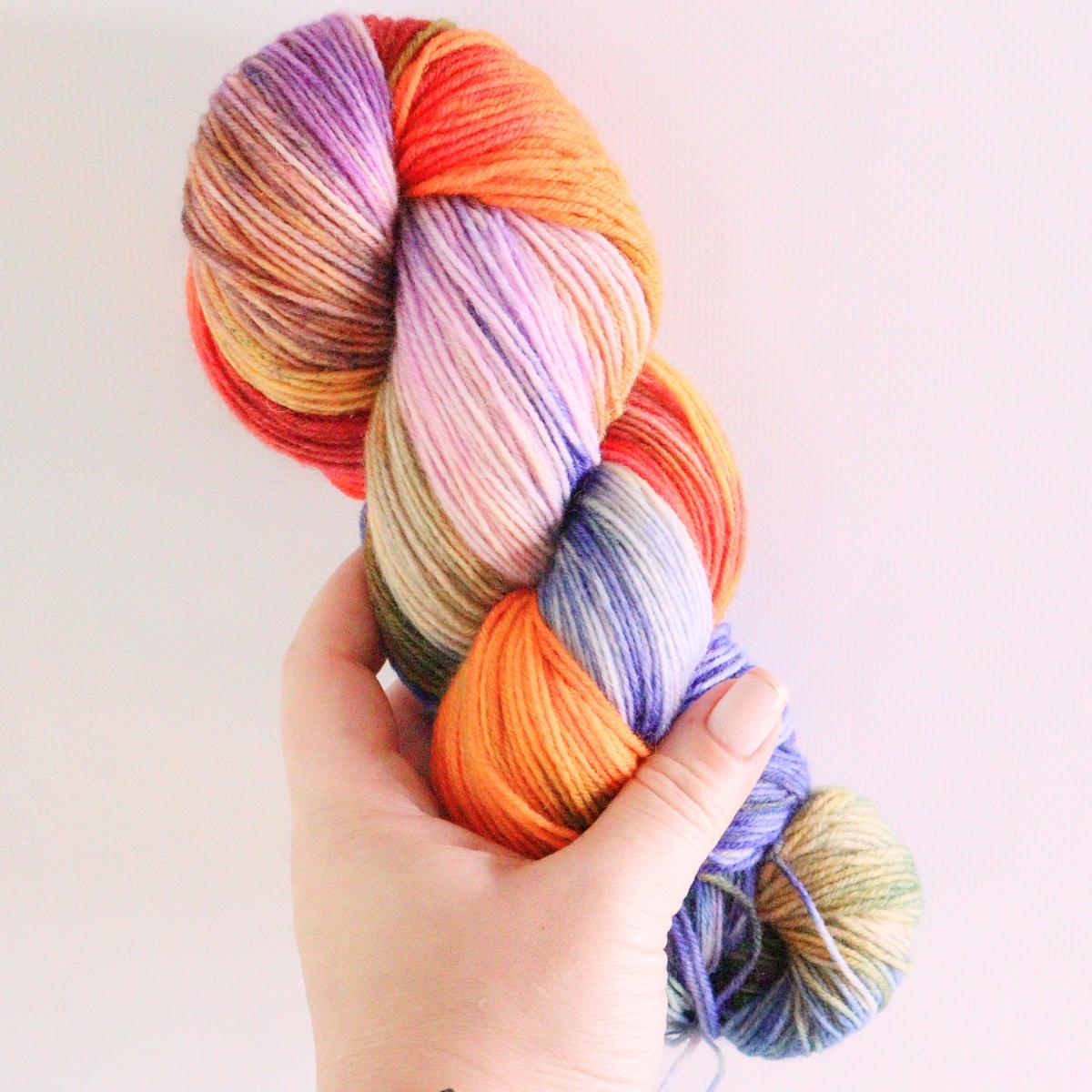 woodico.pro hand dyed yarn 078 7 1200x1200 - Hand dyed yarn / 078
