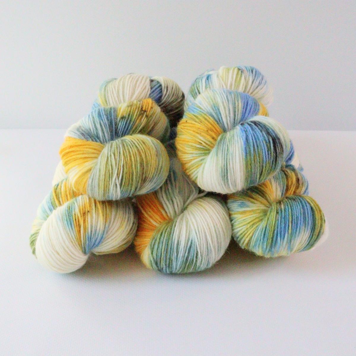 woodico.pro hand dyed yarn 087 1200x1200 - Hand dyed yarn / 087