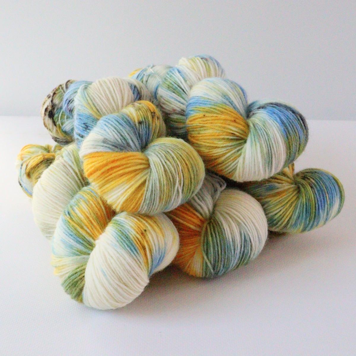 woodico.pro hand dyed yarn 087 2 1200x1200 - Hand dyed yarn / 087