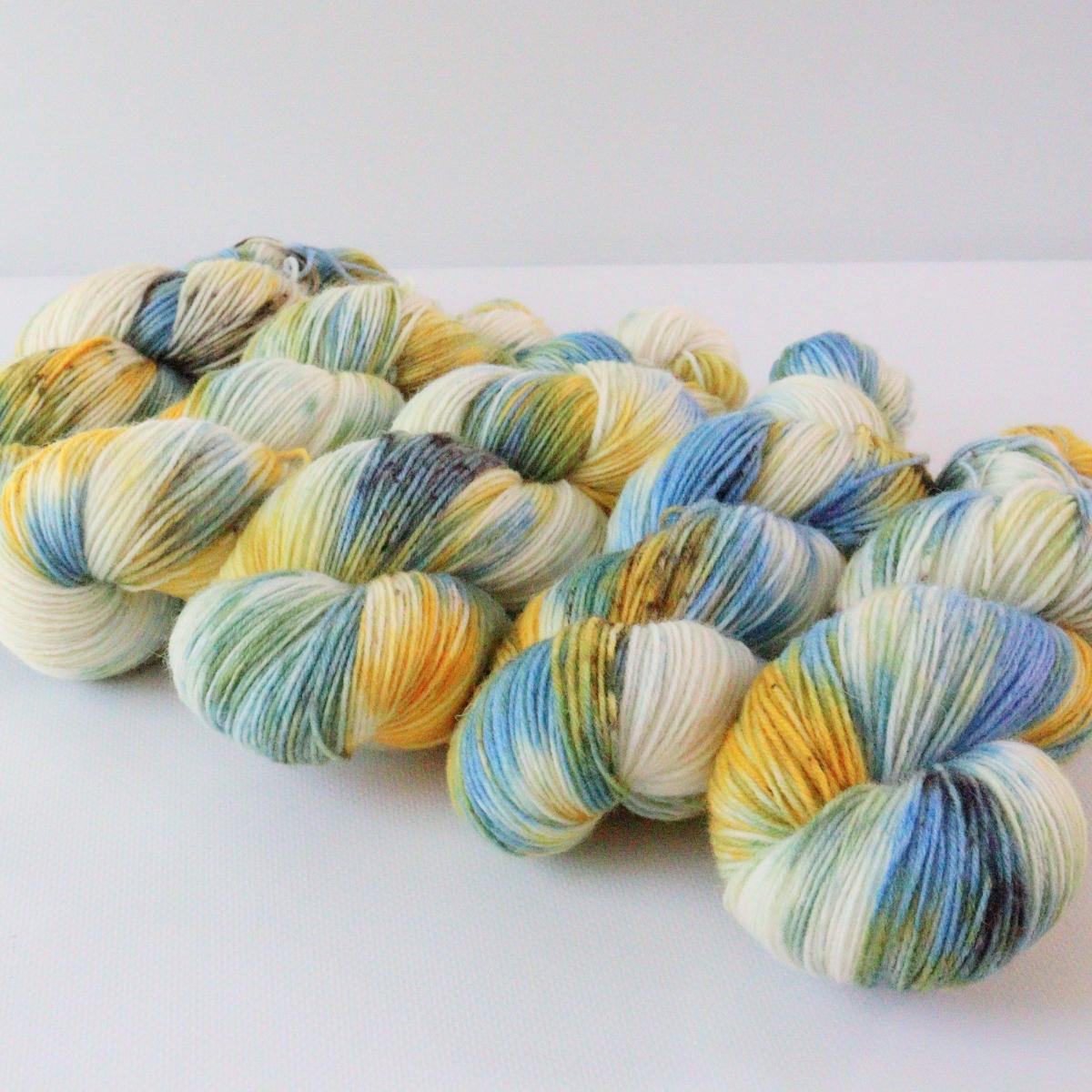 woodico.pro hand dyed yarn 087 5 1200x1200 - Hand dyed yarn / 087
