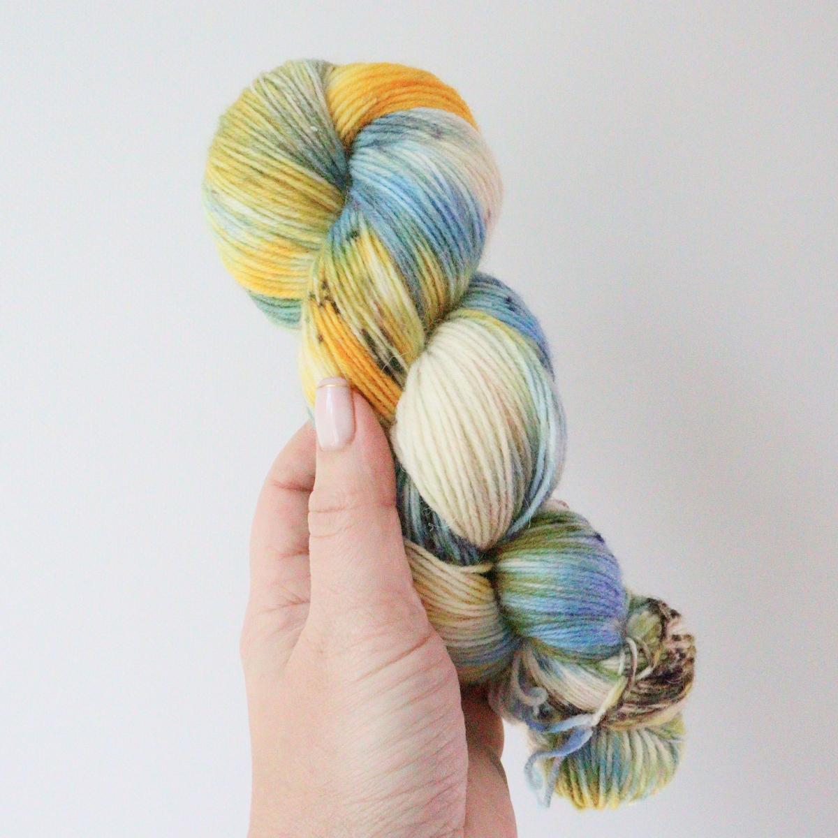 woodico.pro hand dyed yarn 087 6 1200x1200 - Hand dyed yarn / 087