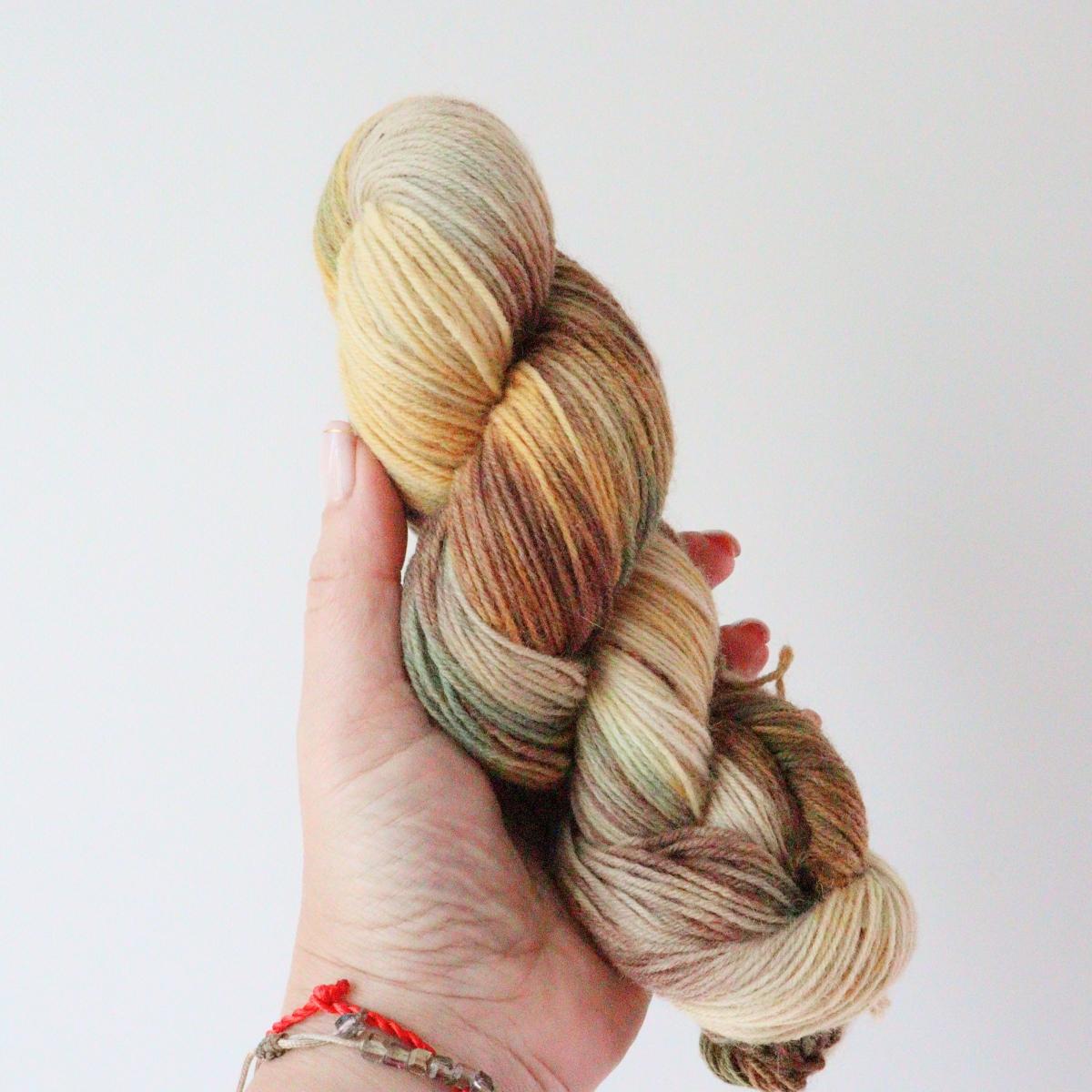woodico.pro hand dyed yarn 088 6 1200x1200 - Hand dyed yarn / 088