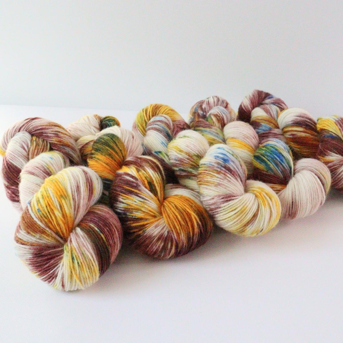 woodico.pro hand dyed yarn 089 2 1200x1200 - Hand dyed yarn / 089