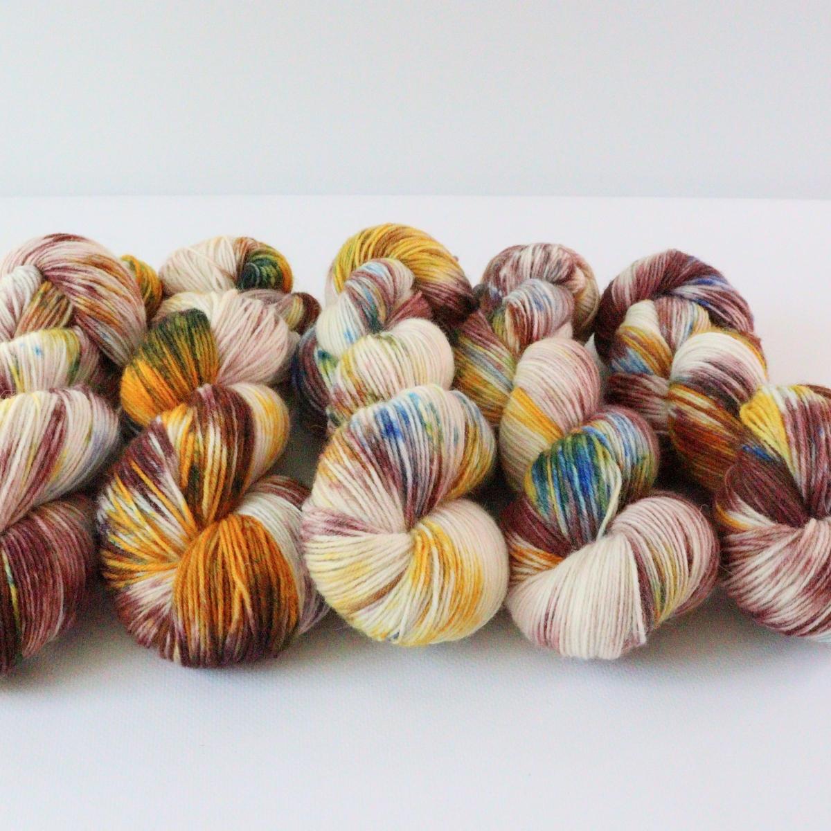 woodico.pro hand dyed yarn 089 3 1200x1200 - Hand dyed yarn / 089